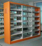 Uprights книжных полок 2 дешевого архива самомоднейшие (T8-MB2-06)