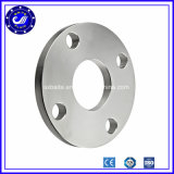 Flange de placa lisa da flange do aço de carbono do ANSI B16.5 do fornecedor A105 Q235 de China