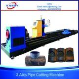Стальной резец трубы Kr-Xy3 CNC машины кислородной резки плазмы трубы пробки металла