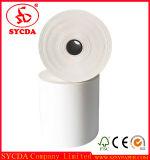 Rodillo termal del papel de caja registradora de la pulpa de madera del 100% para la batería
