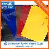 Strato rigido colorato scintillato della laminazione del PVC per l'involucro del timpano