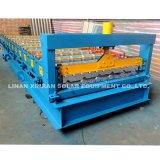 Farbe-Glasig-glänzende Dach-Blatt-Formungs-Maschine