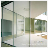 8mm Clear/Frosted Tempered/Toughened Glass Wall/Partition in Office/Hotels
