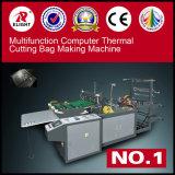 Multifunktionscomputer-thermischer Ausschnitt-Beutel, der Maschine herstellt