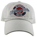 Выбитая пластичная бейсбольная кепка гольфа спорта отдыха вышивки Polysnap (TRB036)
