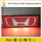 Prezzo basso della singola di colore LED scheda esterna del segno