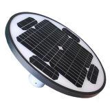 10watts all'indicatore luminoso solare del giardino del Palo della lampada di alluminio di 60watts LED con le doppie braccia