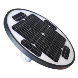 10watts 60watts LED Aluminiumlampen-Pole-zum Solargarten-Licht mit den doppelten Armen