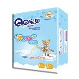 Couche-culotte magique professionnelle de bébé de bande de marque de couche-culotte de bébé de QQ