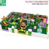 Campo da giuoco dell'interno di divertimento, campo da gioco per bambini (BJ-ID03)
