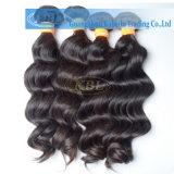 8-28 дюйм в Stock индийских свободных человеческих волосах волны