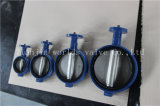 Gummizwischenlage-konzentrisches Drosselventil mit Cer ISO Wras genehmigt