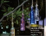 SolarBottle String Light mit 20PCS White Micro - LED