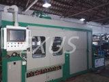Automática de plástico descartável Bandejas / Vacuum Forming Bandejas / Box PVC / Embalagem Blister Máquina de bandejas Termoformagem