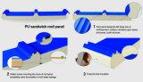 Prefabricated 건축재료 EPS/PU//Rockwool 샌드위치 위원회