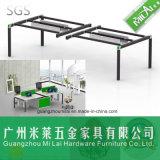 사무용 가구 직원 테이블 (ML-01-DGA)를 위한 최신 판매 스테인리스 다리