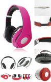 Le stéréo de couleur de marque d'OEM bat des casques d'écouteur