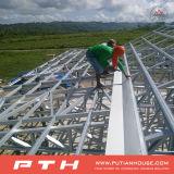 Estructura de acero ligera para la fábrica/el taller/el almacén