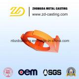 Duktiles Eisen-Sand-Gussteil für Aufbau-Maschinerie