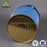 seau en métal 20L avec le traitement de Metale pour l'usage chimique de peinture/lubrifiant/pétrole/enduit