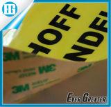 Изготовленный на заказ водоустойчивые умирают печатание стикера винила отрезока при аттестованное ISO/Ts16949