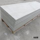 superfície contínua acrílica branca antipoluição do painel de parede de 12mm