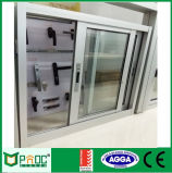 Alluminio Windows scorrevole Windows francese Windows di alluminio Pnoc0027slw