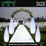 LEDの家具水低下の結婚式の装飾