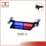 선형 16W LED 경고는 바람막이 유리 거치한다 챙 가벼운 실내 빛 (SL681-V)를