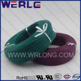 Fil 1569 électrique de RoHS d'isolation de PVC d'A.W.G. 26 d'UL