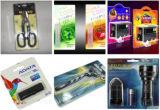Micro SD tarjeta de la ampolla Papeles de embalaje automáticas Máquinas de cardado