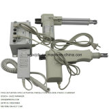 Hospital Bed, Dental Bed 및 Massage Bed를 위한 전기 DC Linear Actuator Motor