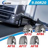 高品質のECEを分類するECEの点の範囲の放射状のトラックのタイヤのトラックのタイヤ(9.00R20-16)