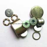 OEM Size Rare Earth Strong Neodymium Permanent Magnet