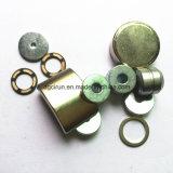 OEM Permanente Magneet van het Neodymium van de Zeldzame aarde van de Grootte de Sterke