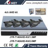 Высокая видеокамера обеспеченностью CCTV канала разрешения 4