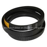수확기를 위한 고품질 감싸인 V-Belt/전송 고무 V-Belt