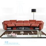 Heimkinorecliner-Leder-Sofa (HW-8993S)