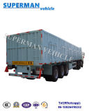 40ft 3 Eixo Compartimento Box Cargo Truck Van Semi-Trailer