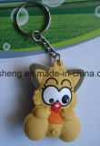 Sleutelring/Sleutelring Keychain/PVC/RubberSleutelring/de Sleutelring van het Metaal/Metaal Keychain