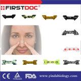Anti pertinent de produit initial d'usine - le produit de ronflement non tissé respirent mieux de bonnes bandes nasales pour les gosses de ronflement d'arrêt