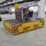 Móvil libre del carro plano sin rieles del uso de la industria de la alta calidad en suelo del cemento