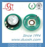 21mm 0.25W 8ohm FO 5500Hz Mikroplastik Kegel-Lautsprecher Dxp21W-a