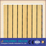 MDF a prova di fuoco Wooden Grooved Acoustic Panel di Performance con Soundproof Ceiling