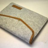 Klassischer Wolle-Filz Meterail Laptop-Beutel-Laptop-Großhandelsbeutel
