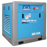 compressor de ar movido a correia 220V do parafuso 7.5kw 380V 415V