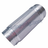 Het Kartelende Aluminium CNC die van het Net van het netwerk Machinaal bewerkend Lichaam voor het Deel van Matal van de LEIDENE Toorts van het Flitslicht draait