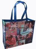OEMの発注のショッピング・バッグの昇進によって薄板にされる非編まれた袋
