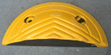 500*330*70mmの重義務Traffic Safety Recycled Rubber Speed Bump