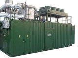 200kw-2000kw CHP Cchp Gas Cogeneration Generator Power Plant